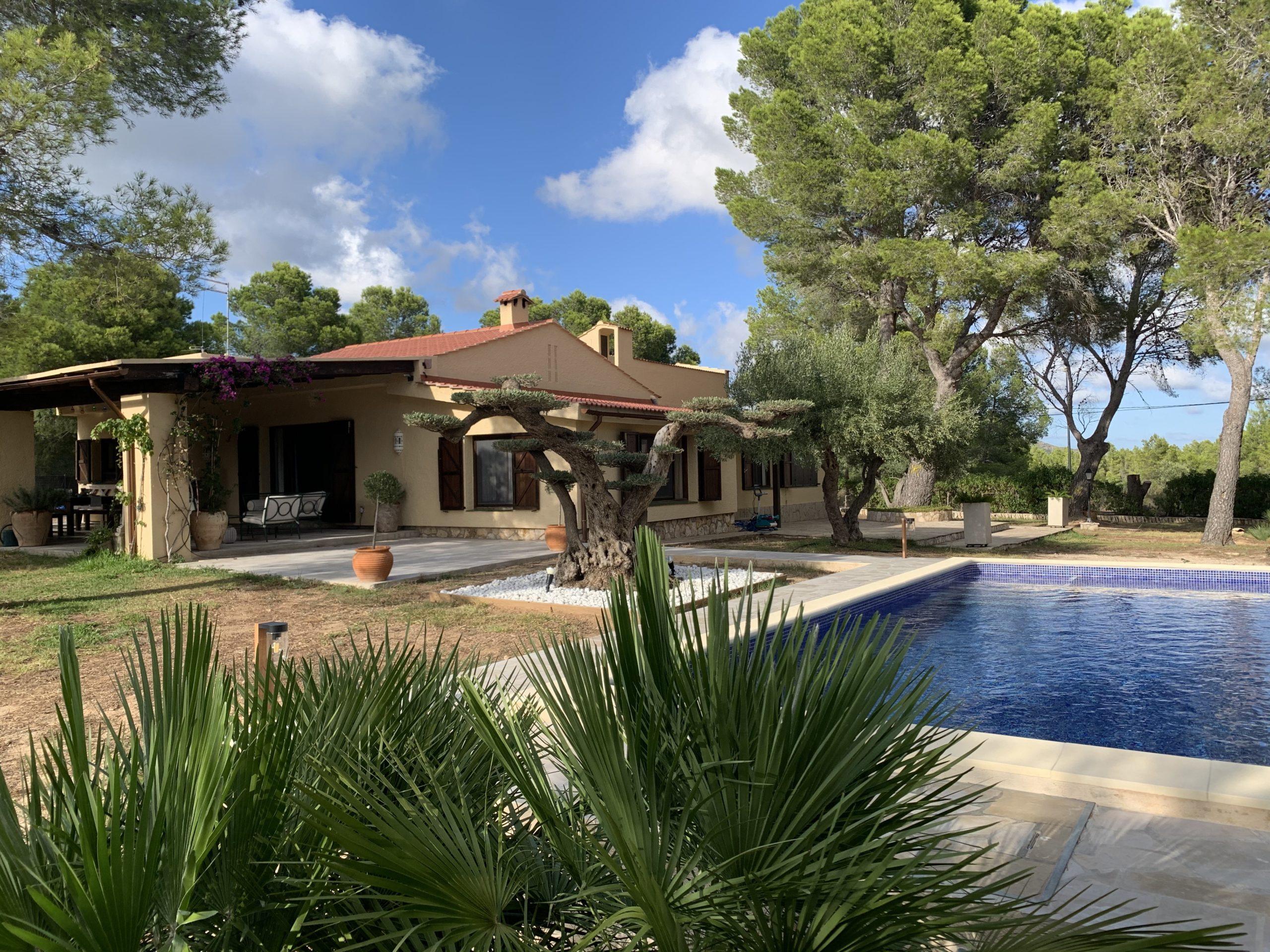 Villa avec Piscine privée espagne catalogne costa dorada