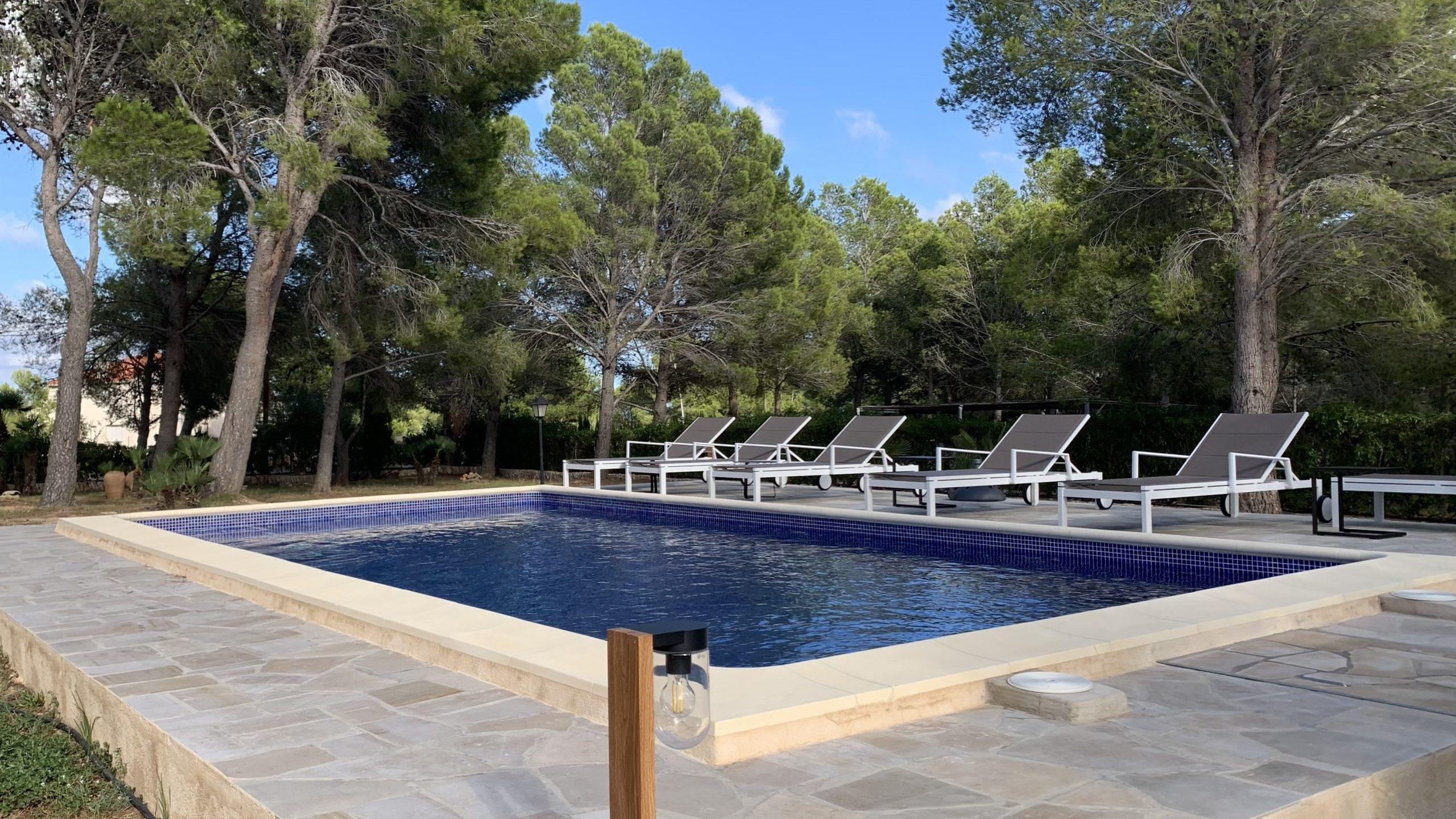 villa avec piscine can LEPEZ Catalogne espagne