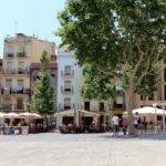 Plaça del Rei Tarragone
