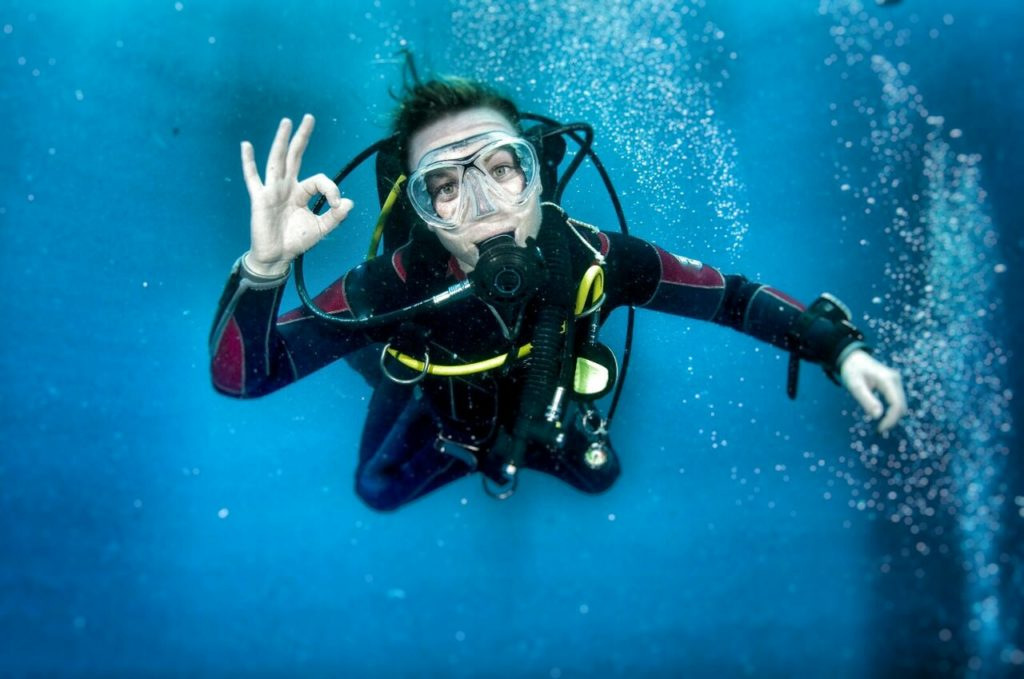 Plongée sous marine Ametlla de Mar